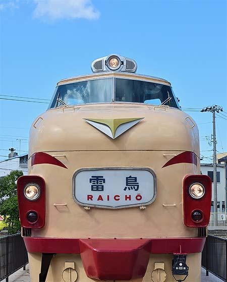 ボンネット型特急電車保存会『クハ489-501昭和46年新製時復元記念「スーパーボンまつり2」』