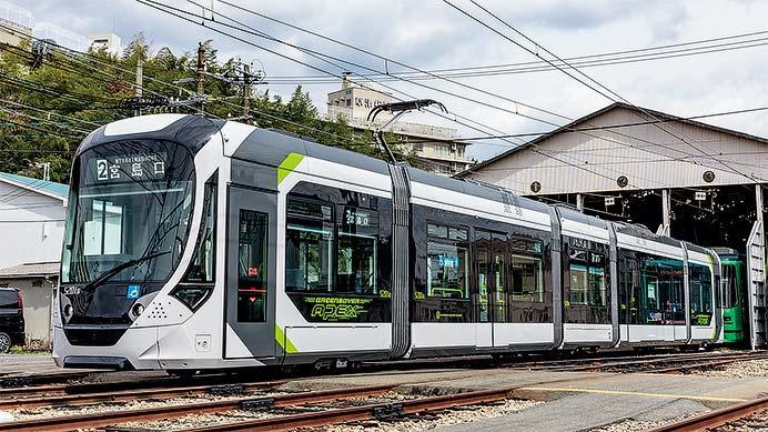 広島電鉄5200形