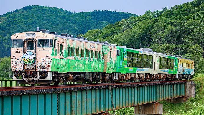 日本最北の鉄路を行く