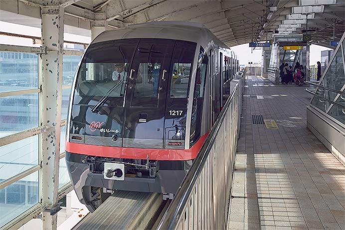 沖縄都市モノレール(ゆいレール)延伸へ
