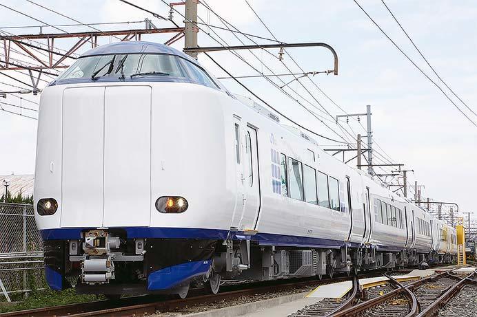 JR西日本 271系特急形直流電車