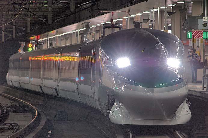 JR東日本の新幹線試験電車 2