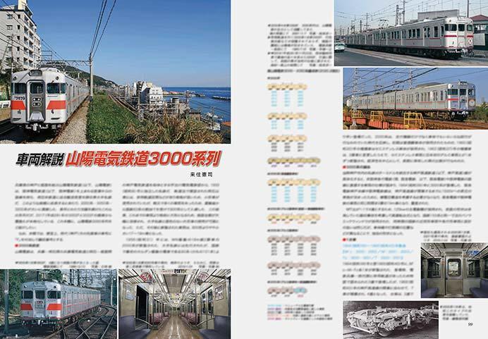 山陽電気鉄道3000系列