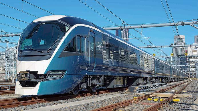 JR東日本 E261系特急形直流電車