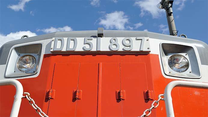 惜別 DD51 897号機・EF60 19号機