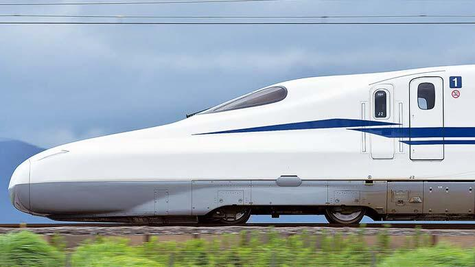 JR東海「N700S」新幹線電車 量産車