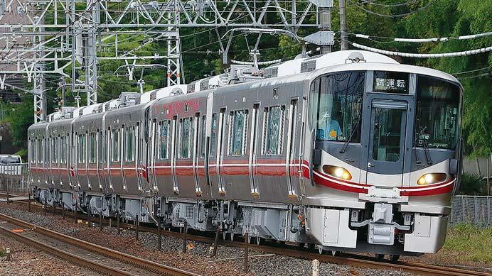 JR西日本 521系100番台近郊形交直流電車