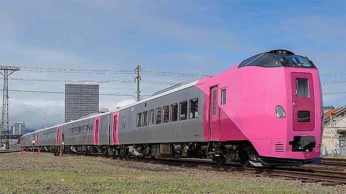 JR北海道キハ261系5000番台
