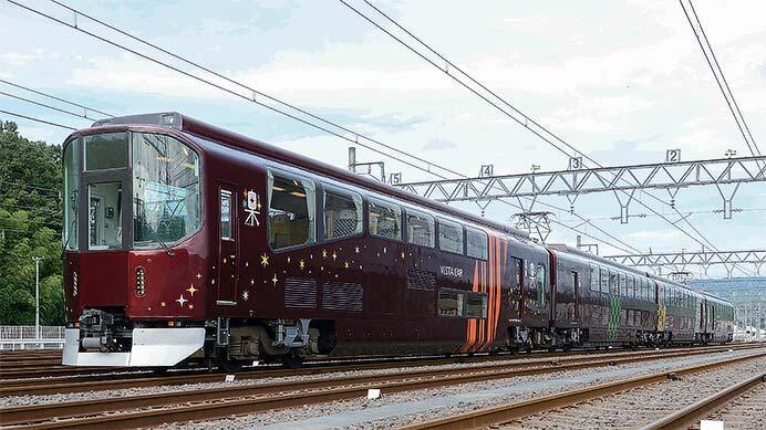 近畿日本鉄道20000系「楽」リニューアル車