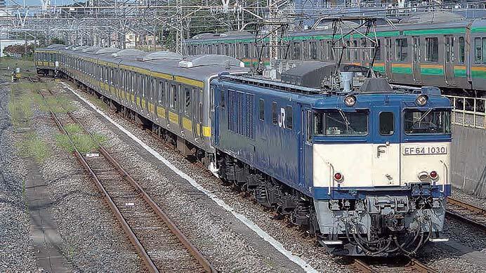 中央・総武緩行線用E231系・209系の動向