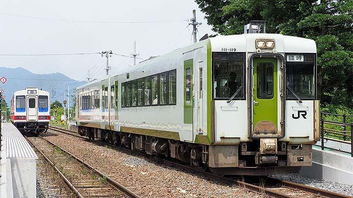 三陸鉄道×JR東日本 直通運転 四つの列車