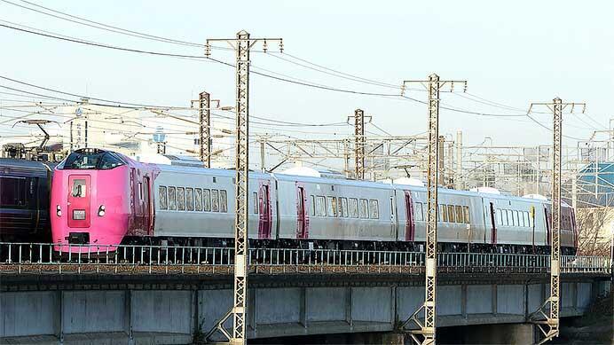 ●JR北海道 北海道鉄道140年を迎えて