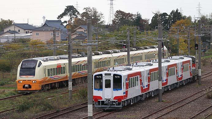 ●多彩な車両が走る「新潟東港鉄道」