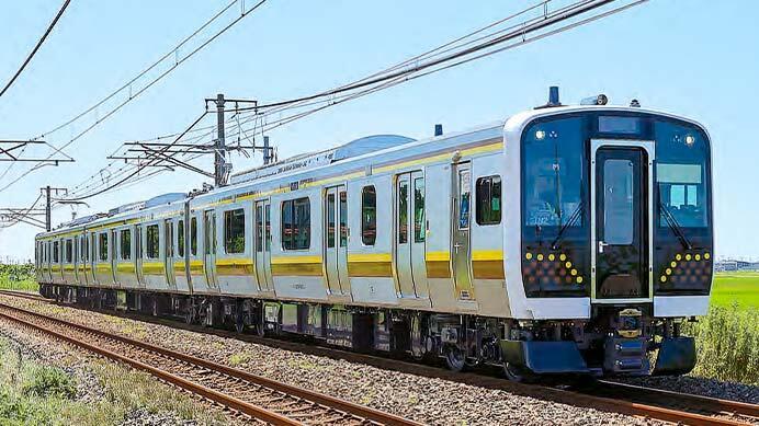 JR東日本E131系600番台