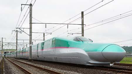 JR東日本 E5系量産先行車