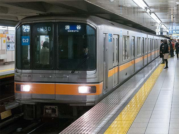 銀座線01系,2017年3月10日をもって営業運転を終了|鉄道ニュース ...