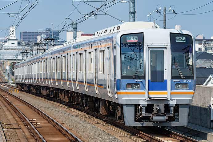 南海電気鉄道1000系2次車