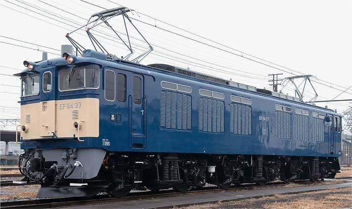 JR東日本EF64 37