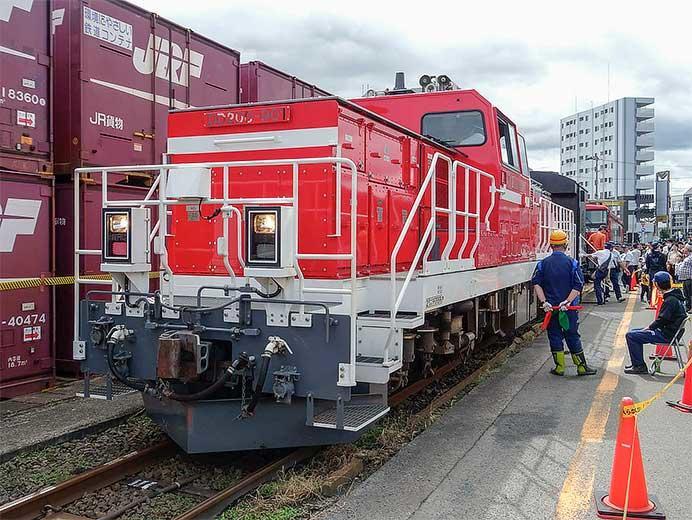 『鉄道フェスティバル in 東北』・『JR貨物 ふれあい in 東北』開催
